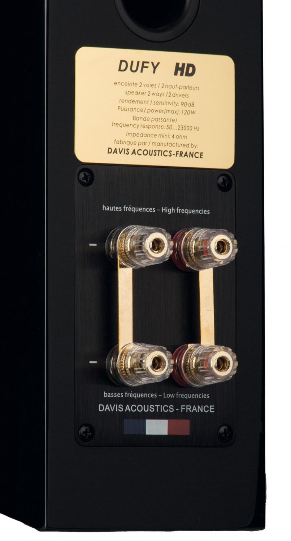 Lautsprecher Stereo Davis Dufy HD im Test, Bild 6