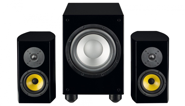 Lautsprecher Stereo Davis Dufy HD im Test, Bild 7