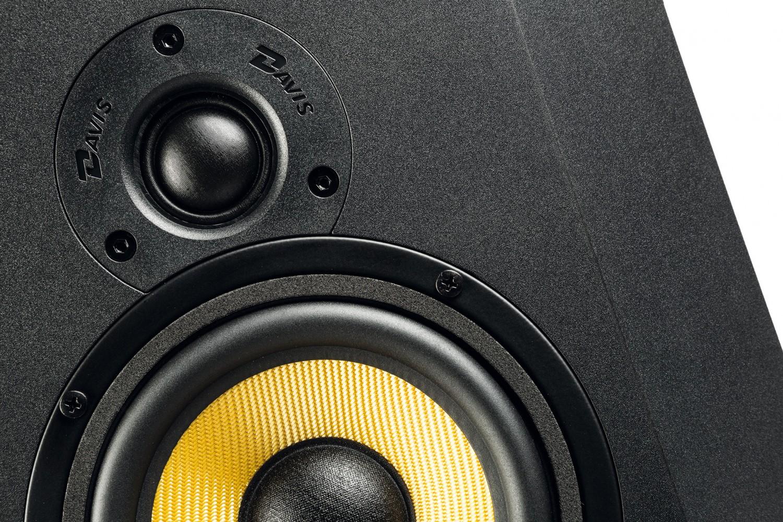 Lautsprecher Stereo Davis Mia 60 im Test, Bild 2