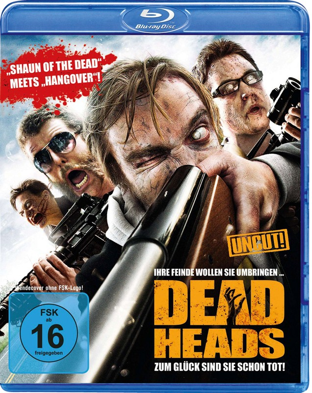 Blu-ray Film Dead Heads (Splendid) im Test, Bild 1