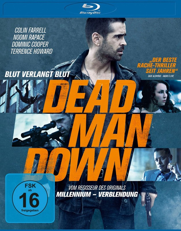 Blu-ray Film Dead Man Down (Universum Film) im Test, Bild 1