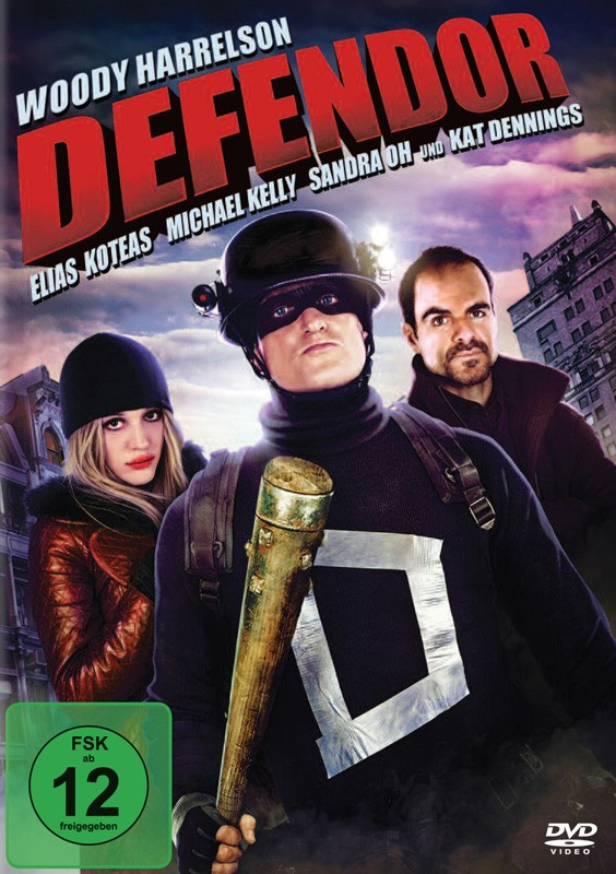DVD Film Defendor (Sony Pictures) im Test, Bild 1