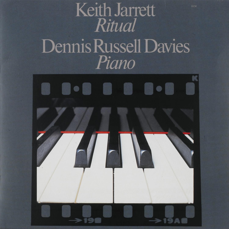 Schallplatte Dennis Russell Davies - Ritual (ECM) im Test, Bild 1