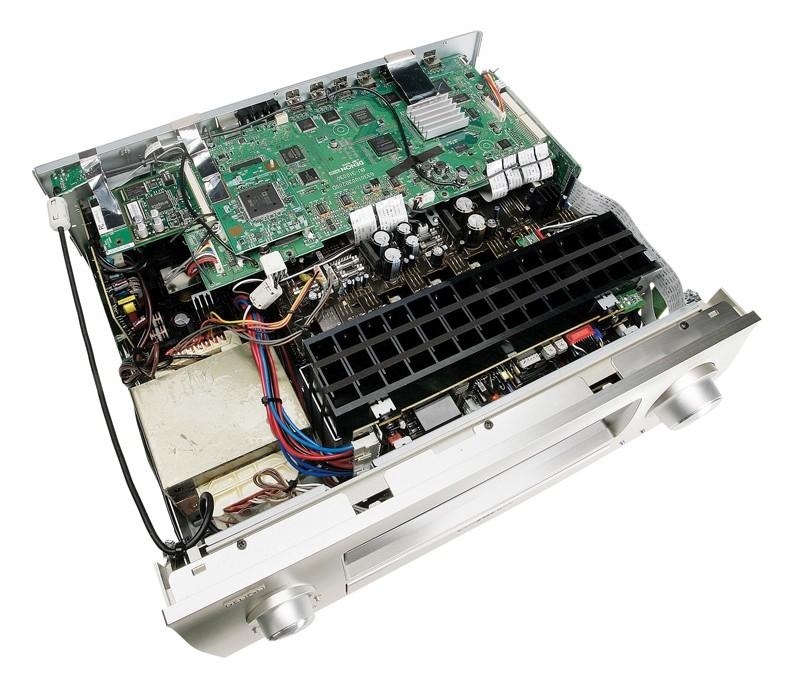 AV-Receiver Denon AVR-4810 im Test, Bild 4