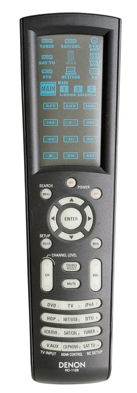 AV-Receiver Denon AVR-4810 im Test, Bild 5