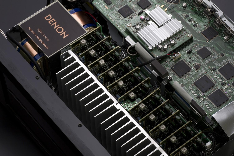 AV-Receiver Denon AVR-X6400H im Test, Bild 3