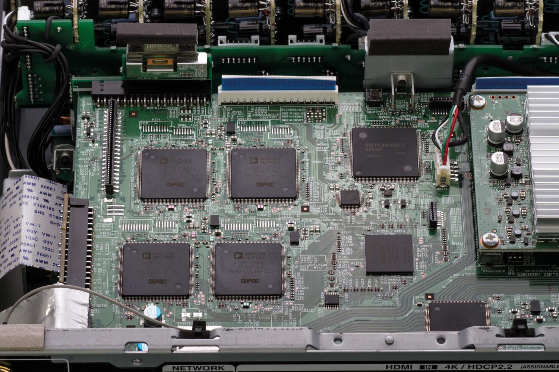 AV-Receiver Denon AVR-X6400H im Test, Bild 4