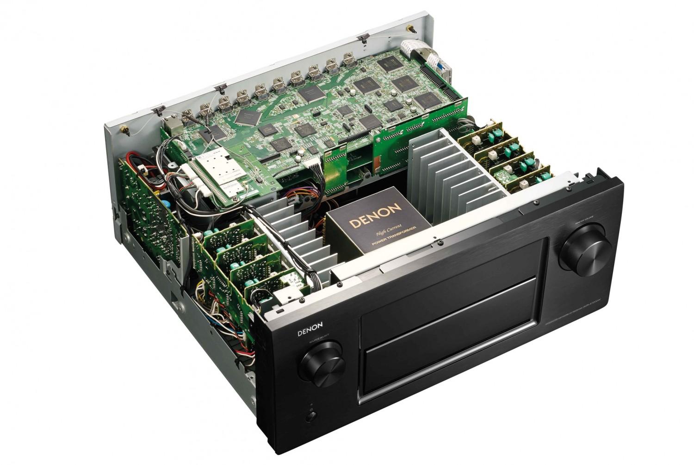 AV-Receiver Denon AVR-X7200W im Test, Bild 2