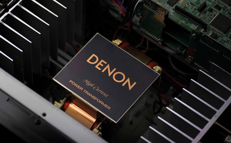 AV-Receiver Denon AVR-X7200W im Test, Bild 3