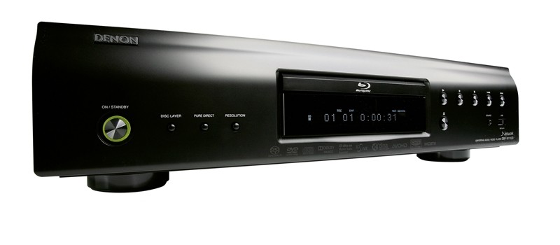 Blu-ray-Player Denon DBP-1611UD im Test, Bild 1