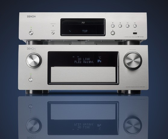 Blu-ray-Player Denon DBT-3313UD, Denon AVR-3313 im Test , Bild 1