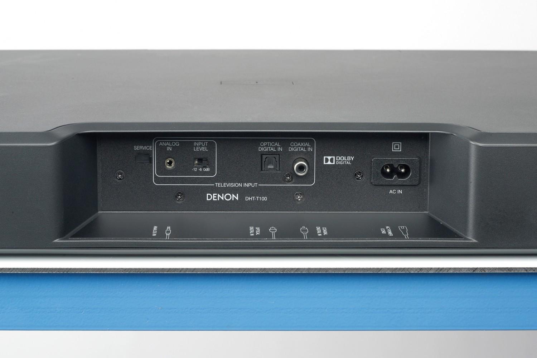 Soundbar Denon DHT-T100 im Test, Bild 2