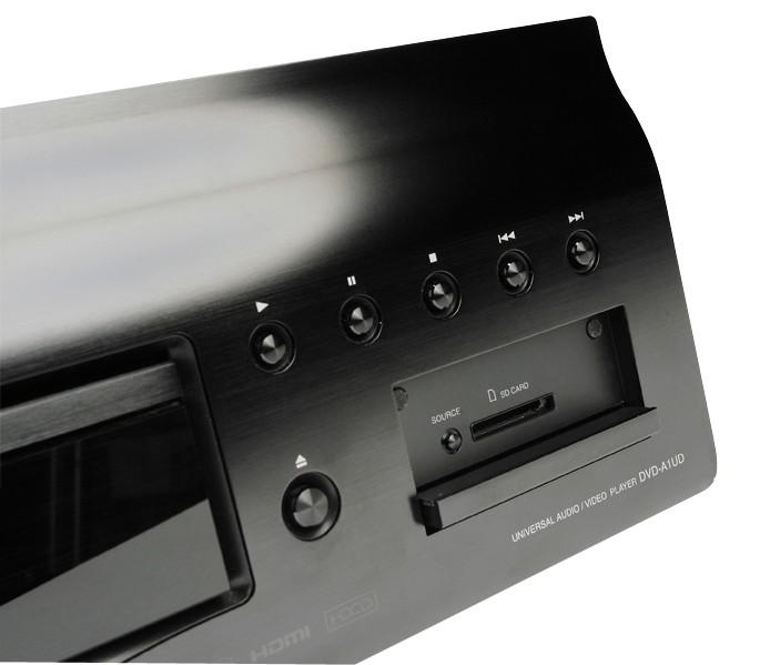 Blu-ray-Player Denon DVD-A1UD im Test, Bild 3