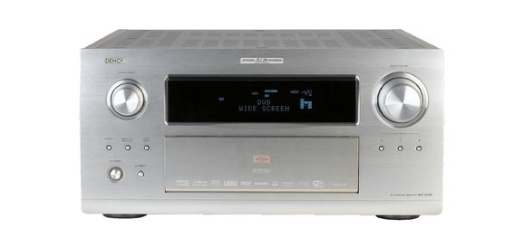 DVD-Player Denon DVD-A1XV im Test, Bild 1