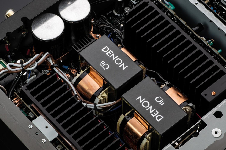 Vollverstärker Denon PMA-A110, Denon DCD-A110 im Test , Bild 5