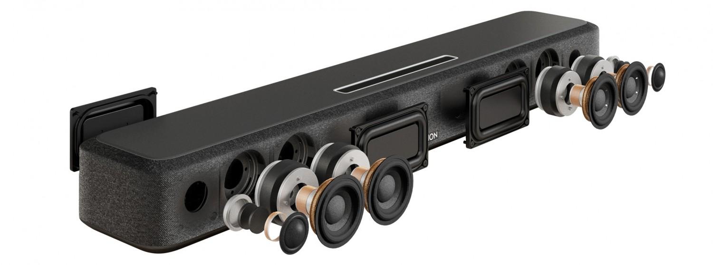Soundbar Denon Sound Bar 550 im Test, Bild 3