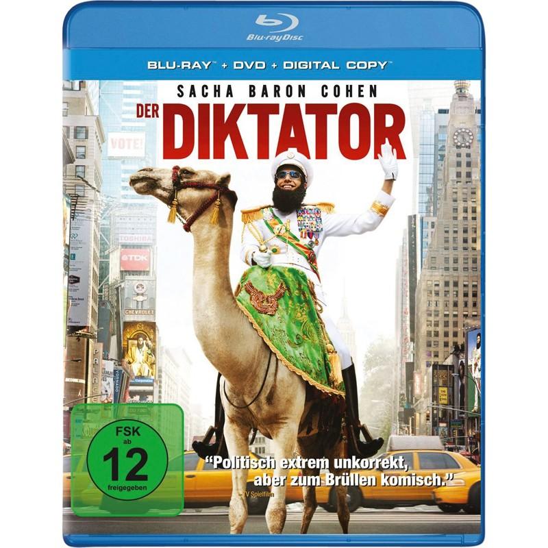 Blu-ray Film Der Diktator (Paramount) im Test, Bild 1