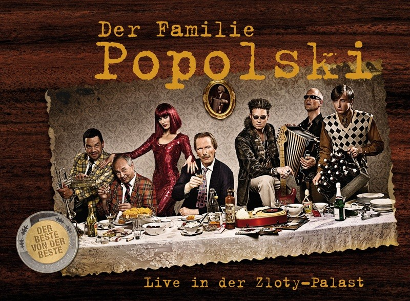 DVD Film Der Familie Popolski – Live in der Zloty Palast (Sony Music) im Test, Bild 1