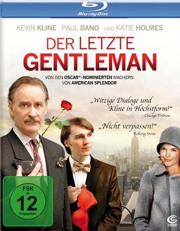 Blu-ray Film Der letzte Gentleman (Sunfilm) im Test, Bild 1