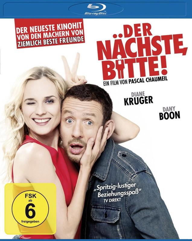 Blu-ray Film Der Nächste, bitte! (Universum) im Test, Bild 1
