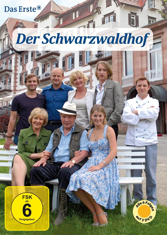 Blu-ray Film Der Schwarzwaldhof (Inakustik) im Test, Bild 1