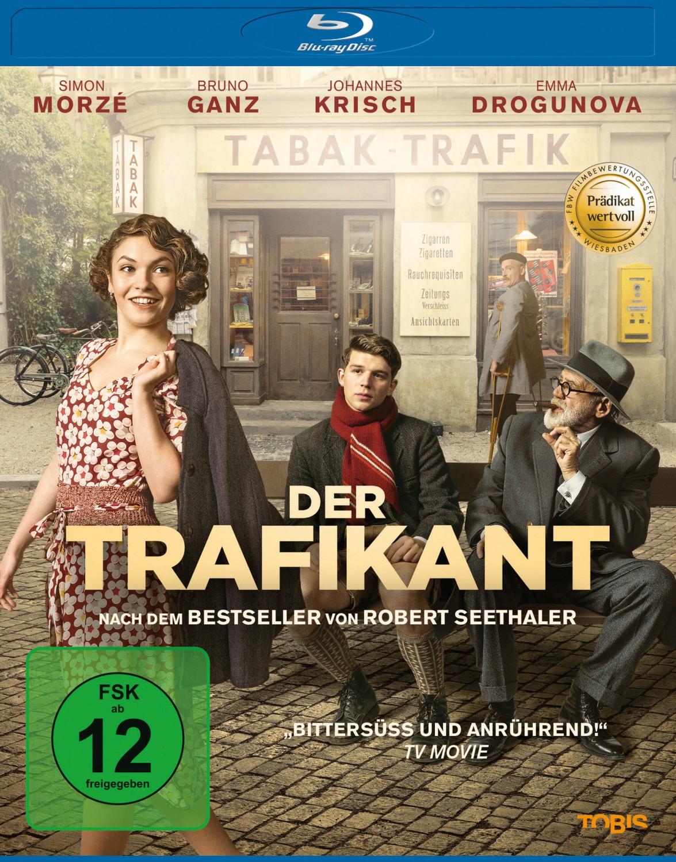 Blu-ray Film Der Trafikant (Universum) im Test, Bild 1