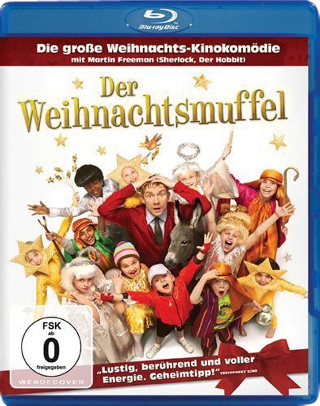 Blu-ray Film Der Weihnachtsmuffel (Pandastorm) im Test, Bild 1