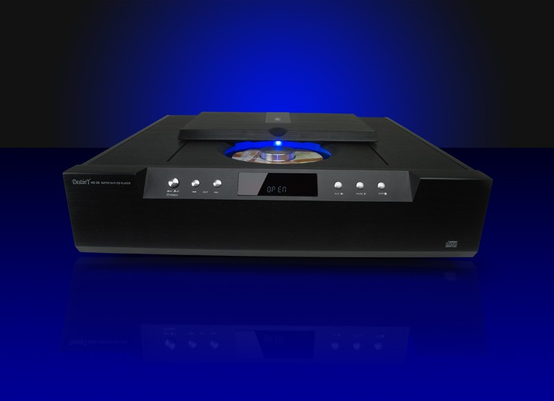 CD-Player Destiny Audio HD-26 Monolith im Test, Bild 1