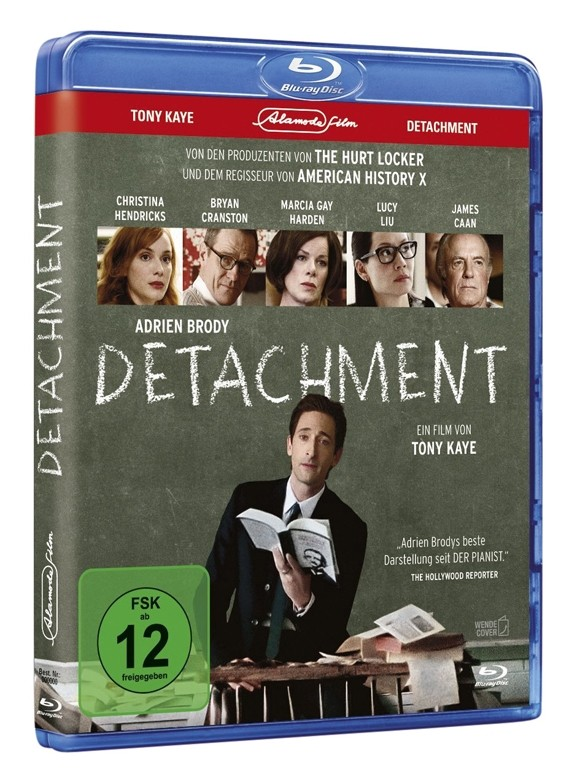 Blu-ray Film Detachment (Al!ve) im Test, Bild 1