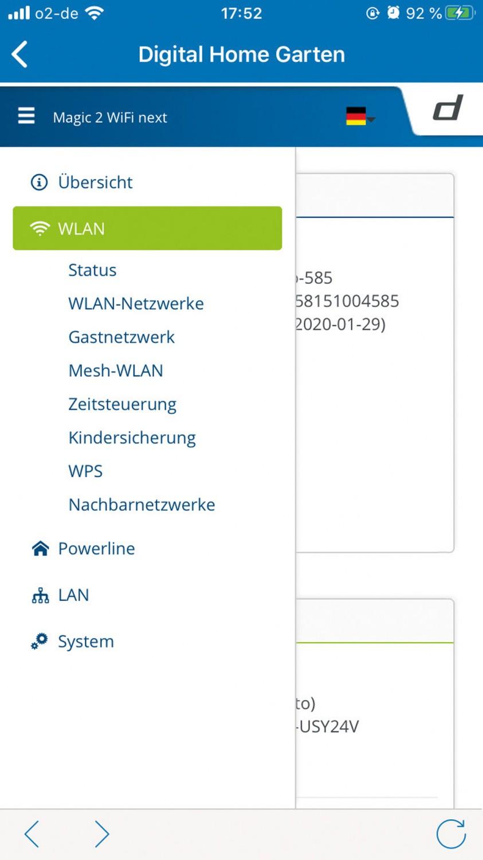 Zubehör Tablet und Smartphone Devolo Magic 2 WiFi next Multiroom Kit im Test, Bild 5
