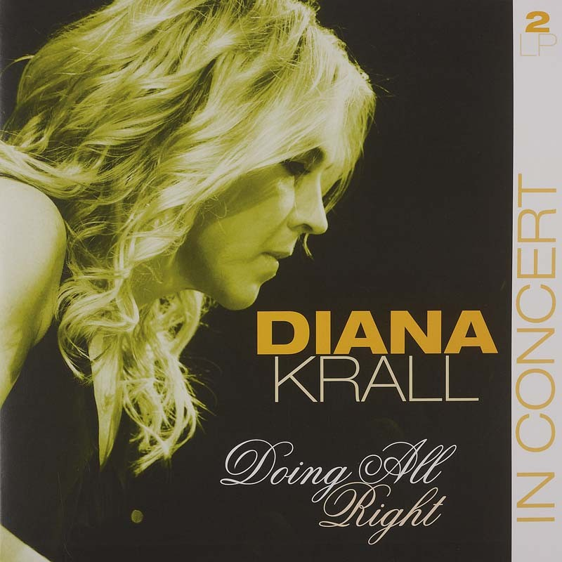 Schallplatte Diana Krall – Doing All Right – In Concert (Vinyl Passion) im Test, Bild 1