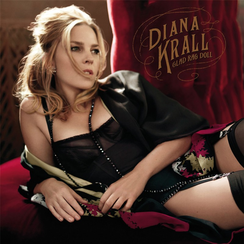 Download Diana Krall- Glad Rag Doll (Universal) im Test, Bild 1