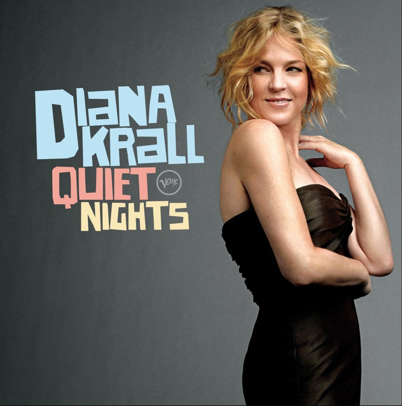 Download Diana Krall - Quiet Nights (Verve) im Test, Bild 1