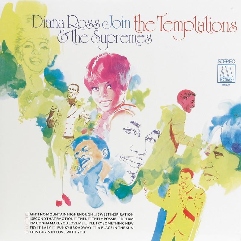 Schallplatte Diana Ross & The Supremes Join – The Temptations (Motown / Speakers Corner) im Test, Bild 1