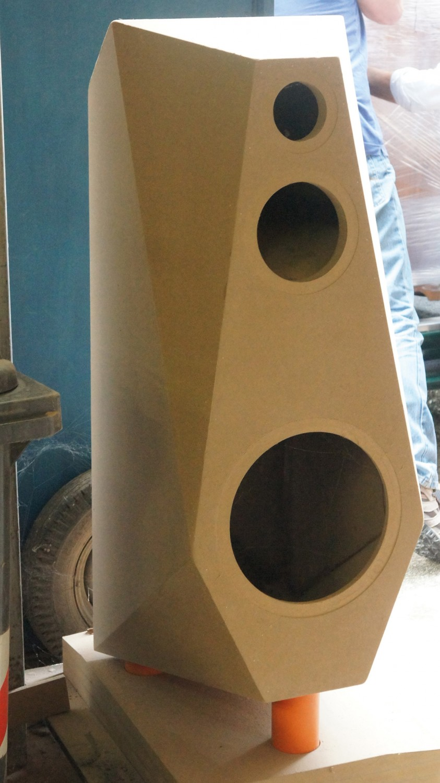Lautsprecher Stereo Diapason Dynamis im Test, Bild 8