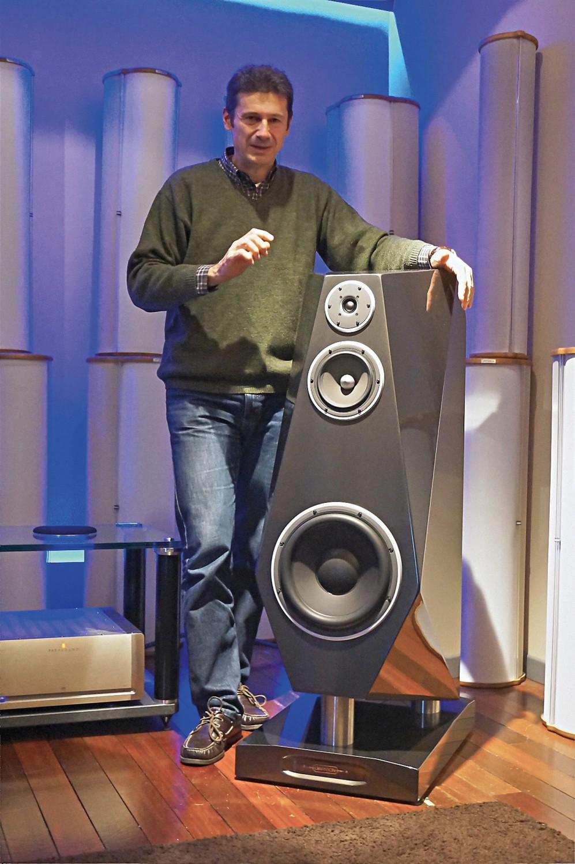 Lautsprecher Stereo Diapason Dynamis im Test, Bild 13
