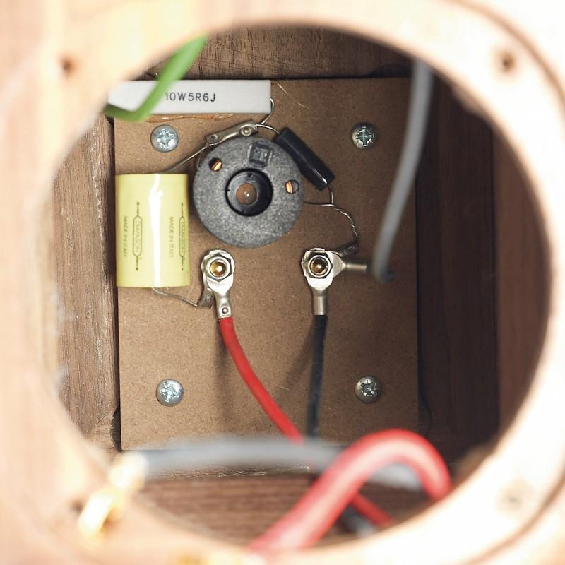 Lautsprecher Stereo Diapason Karis im Test, Bild 3