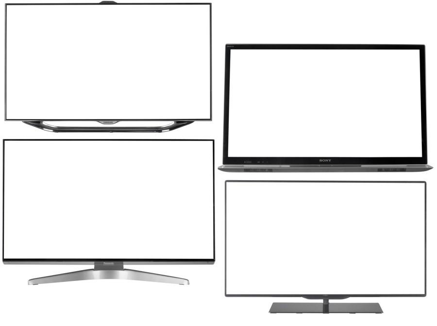test fernseher panasonic tx l42wt50 sony kdl 40hx855. Black Bedroom Furniture Sets. Home Design Ideas