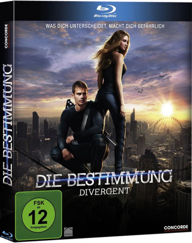 Blu-ray Film Die Bestimmung – Divergent (Concorde) im Test, Bild 1