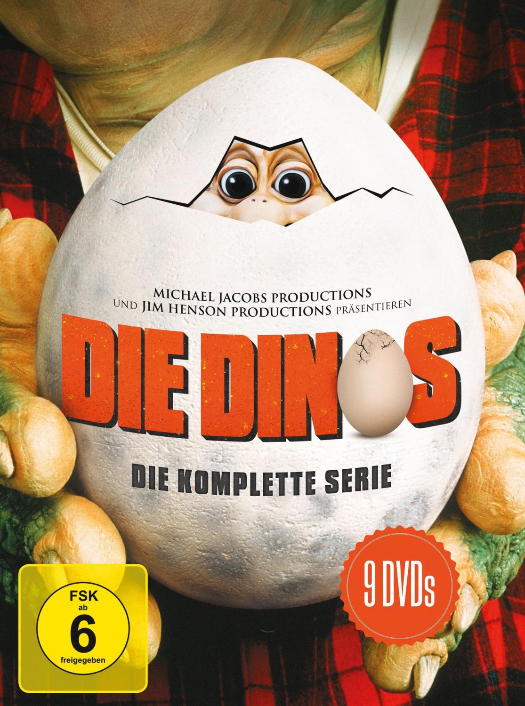 Blu-ray Film Die Dinos – Die komplette Serie (Capelight Pictures) im Test, Bild 1