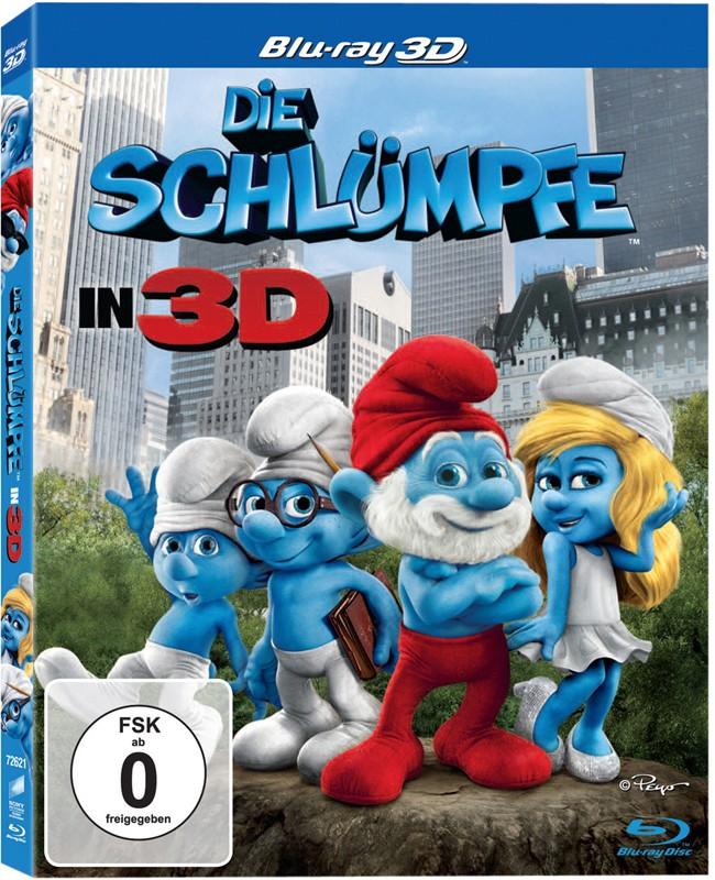 Blu-ray Film Die Schlümpfe (Sony Pictures) im Test, Bild 1