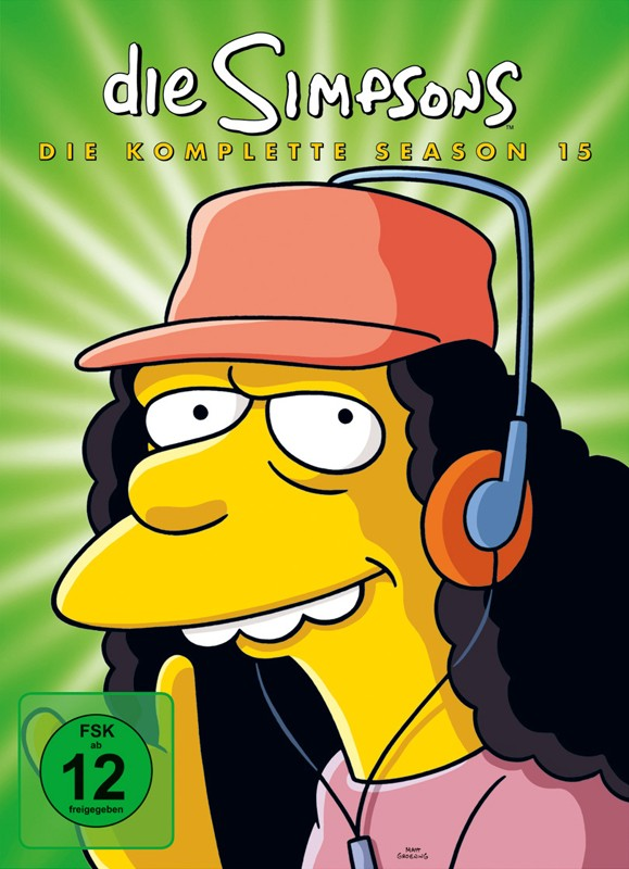 DVD Film Die Simpsons - Season 15 (Fox) im Test, Bild 1