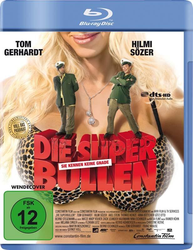 Blu-ray Film Die Superbullen (Highlight) im Test, Bild 1