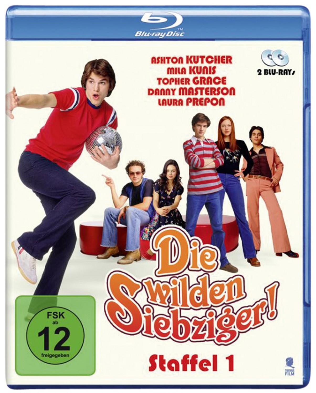 Blu-ray Film Die wilden Siebziger S1 (Sunfilm) im Test, Bild 1