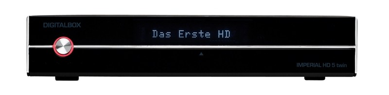 HDTV-Settop-Box Digitalbox Imperial HD5 Twin im Test, Bild 2