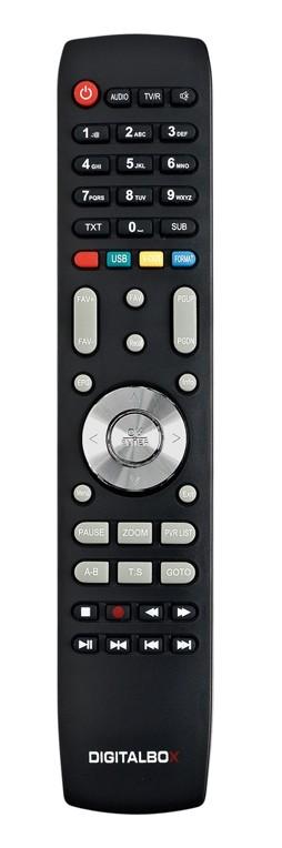 HDTV-Settop-Box Digitalbox Imperial HD5 Twin im Test, Bild 4