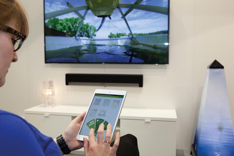 test smart home installation digitalstrom smart home sehr gut. Black Bedroom Furniture Sets. Home Design Ideas
