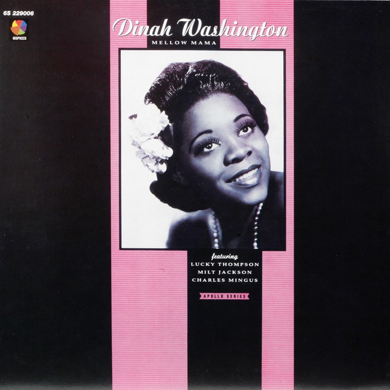 Schallplatte Dinah Washington – Mellow Mama (Music & Words) im Test, Bild 1