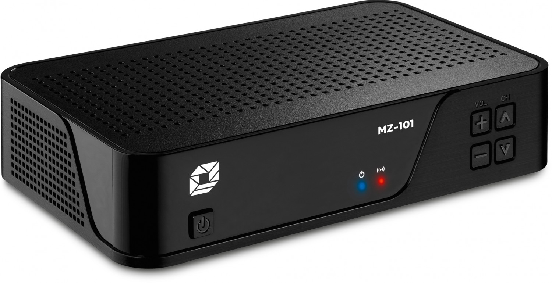 HDTV-Settop-Box Diveo MZ-101 im Test, Bild 1