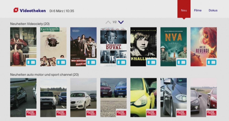 HDTV-Settop-Box Diveo MZ-101 im Test, Bild 3